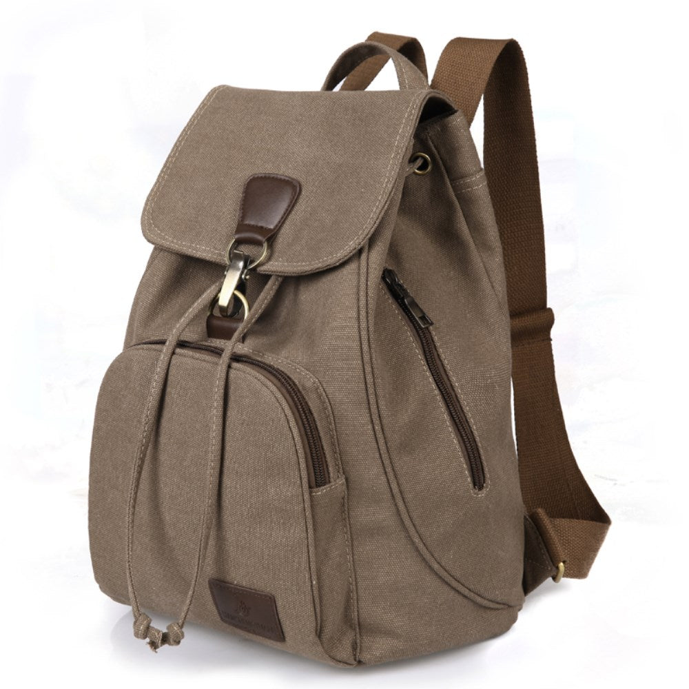 Girls retro outdoor rucksack