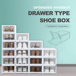 (80% OFF!!!)Drawer Type Shoe Box