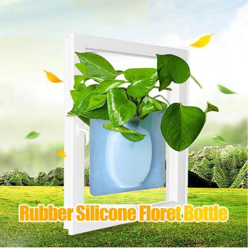 75% OFF-Rubber Silicone Floret Bottle