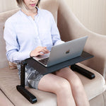 Cozy Desk Portable Adjustable Laptop Table-free shopping(save$29)