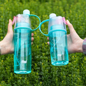 2 IN 1 MIST SPRAY WATER BOTTLE