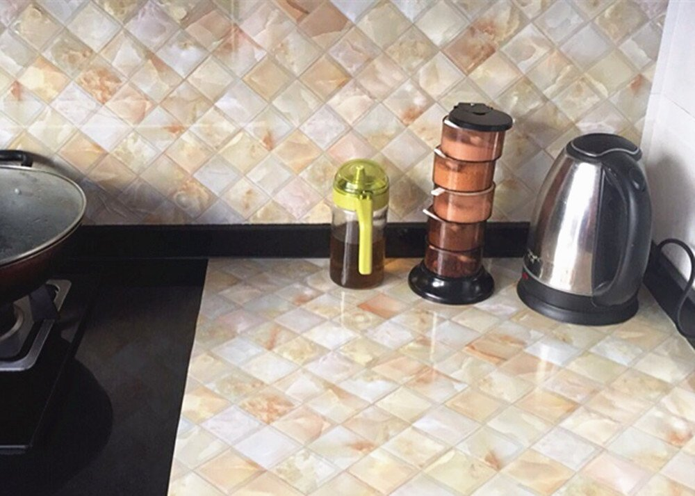 Kitchen Wall & Countertop Oil-Proof Stickers (BUY 2 FREE SHIPPING)
