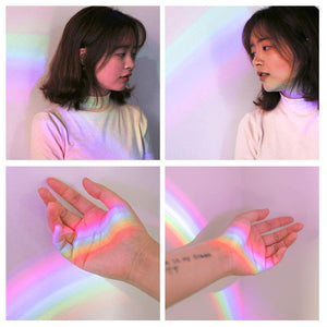 Rechargeable Shell-Shaped Rainbow Projector (BUY 3 FREE SHIPPING)