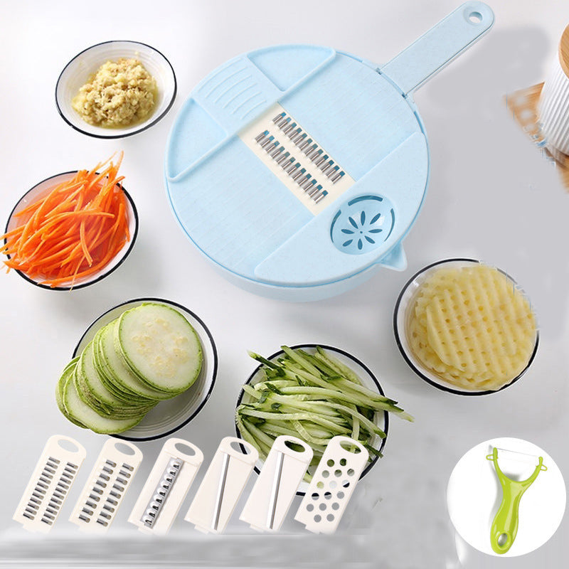 Multi-function vegetable cutter