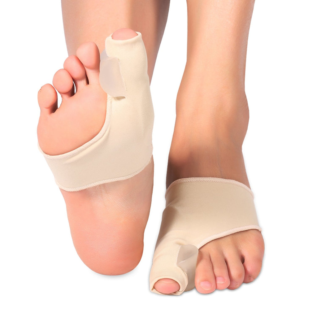 2 Style Toe Separator Pain Relief