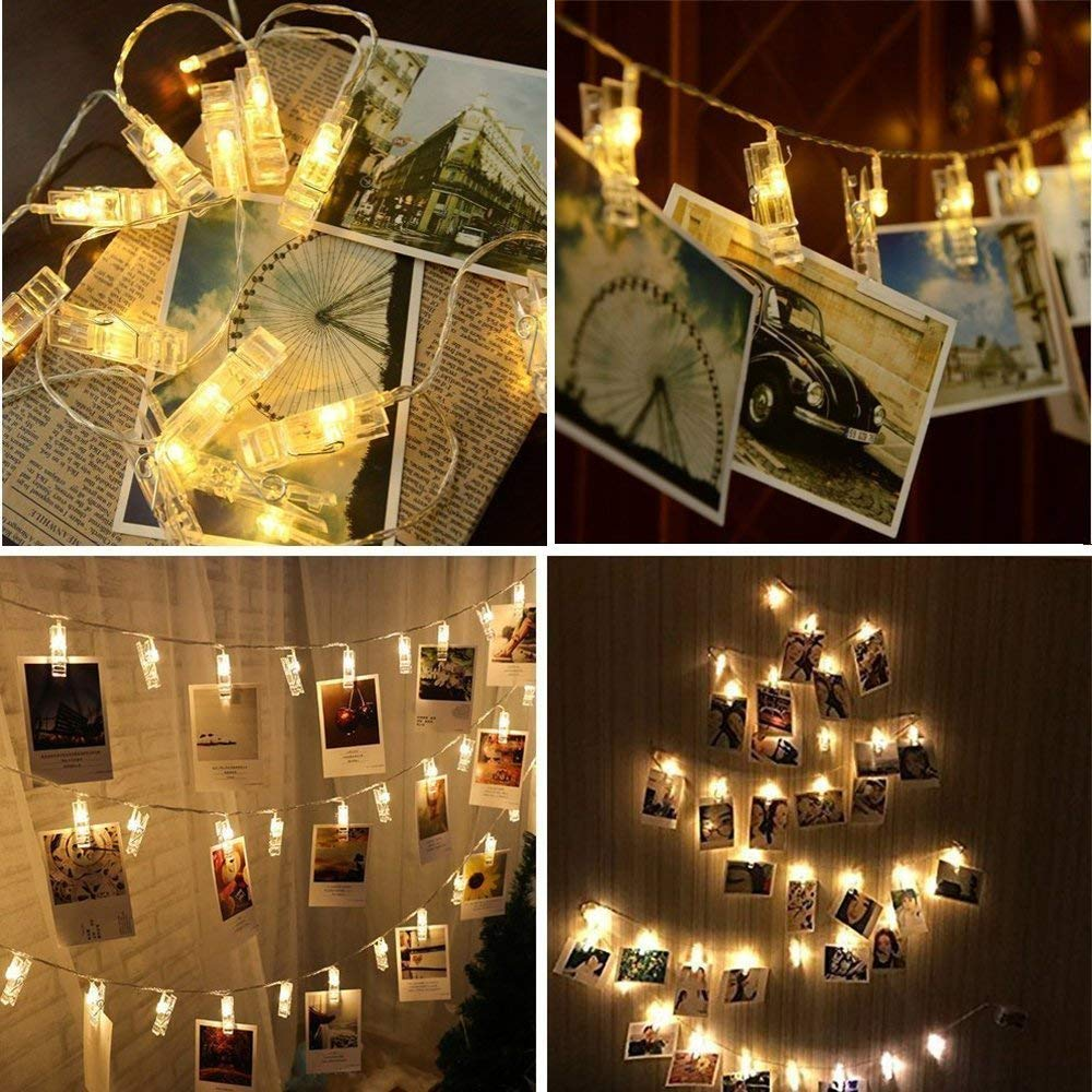 LED Photo Clips String Lights (BUY 3 FREE SHIPPING)