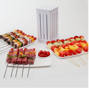 BBQ Kebab Maker Box (30% OFF!)