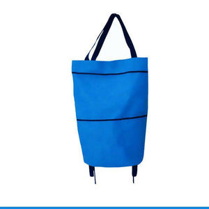 Shopping Bag Folding Bag With Wheel(50% OFF!)
