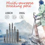 Multi-purpose trekking pole (20% OFF!)