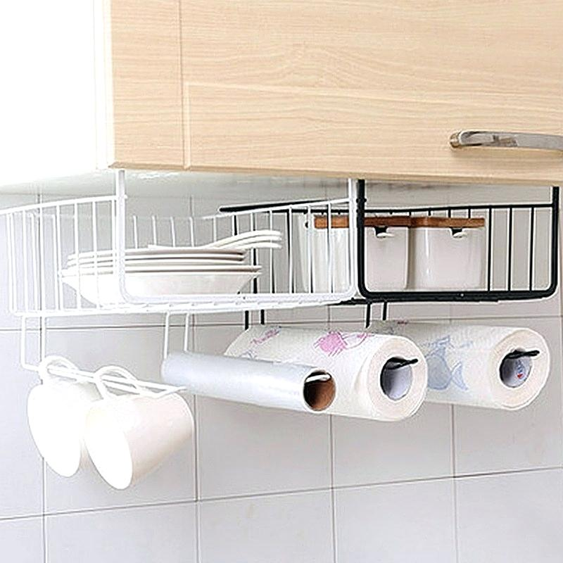 50% OFF TODAY—Hanging Basket Storage Rack(Buy two free shipping)