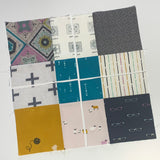 9 patch quilt block