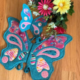 butterfly wings sewing project by sewmuchonline