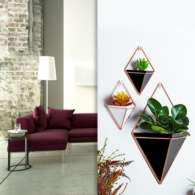 Wall Decor Pots