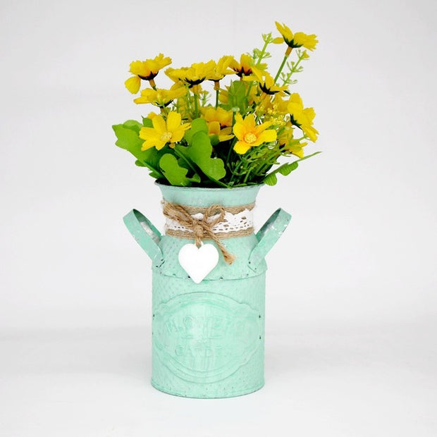 Creative Iron Tabletop Vase