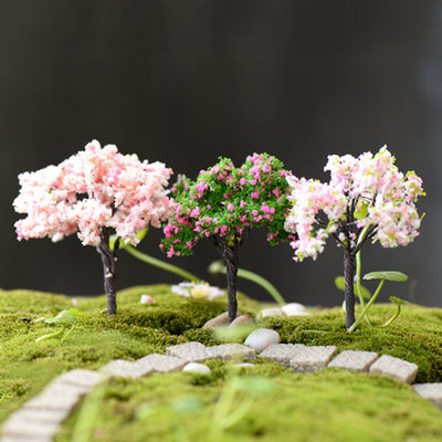 Mini Sakura Trees
