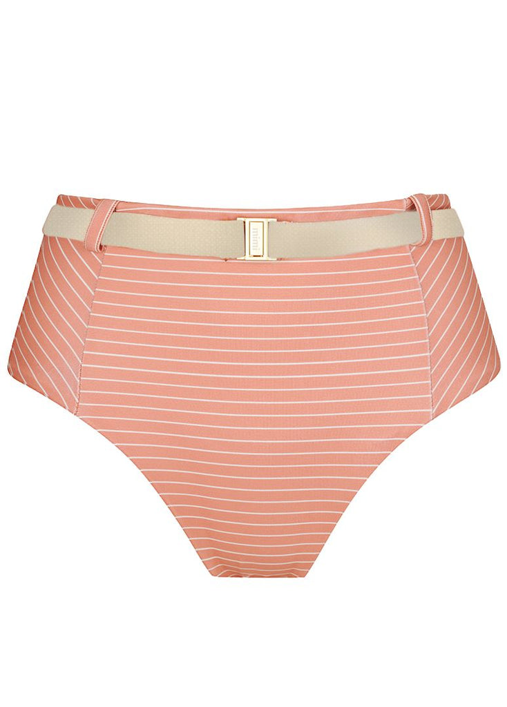 Clara Belted Brief Swimwear Mimi Kini