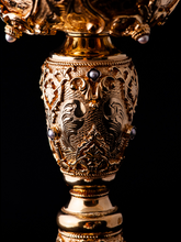 Load image into Gallery viewer, Gilded Silver Chalice