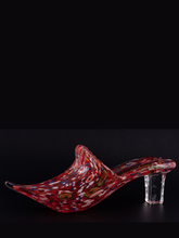 Load image into Gallery viewer, Vintage Murano Art Glass Slipper