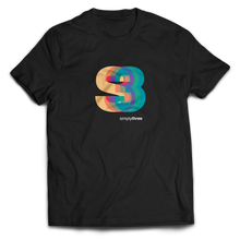 Load image into Gallery viewer, Pre-Sale! S3 Overlap T-Shirt