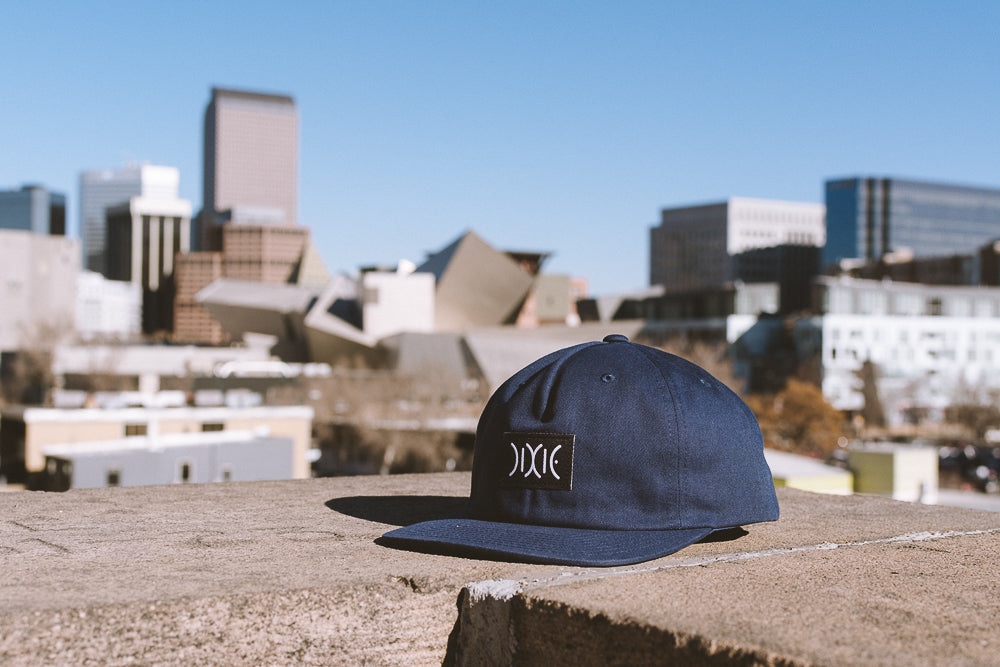 Quality Goods Cap - Midnight Blue