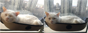 Hamets™️ Cat Window Pod Lounger