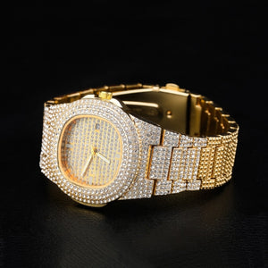 ICED PATRON WATCH
