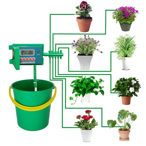 Automatic Micro Home Drip Irrigation Watering Kit