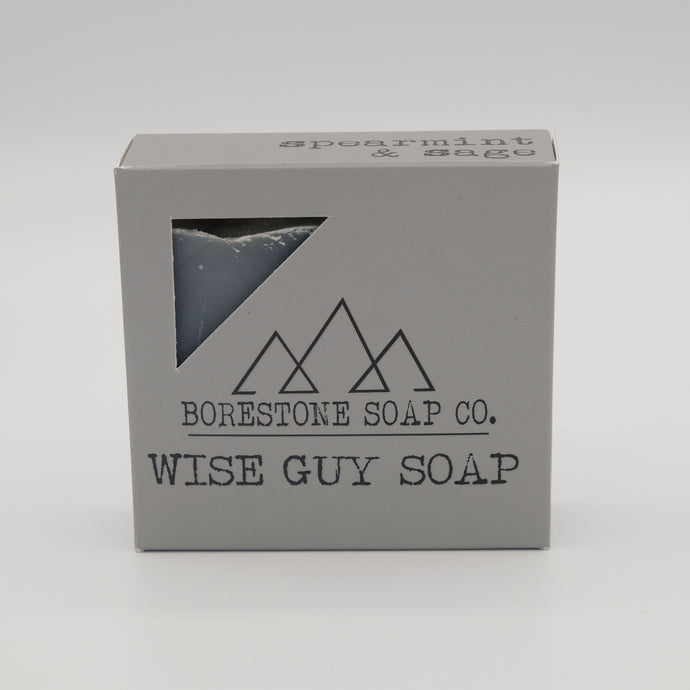 Wise Guy Soap
