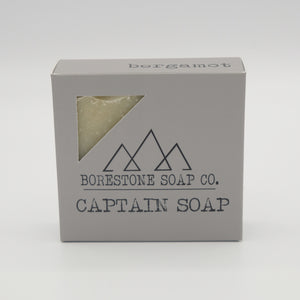 Captain Soap