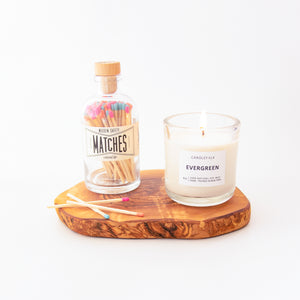 Pick Any Tumbler Candle + Bottle of Matches! <br>($44 Value)