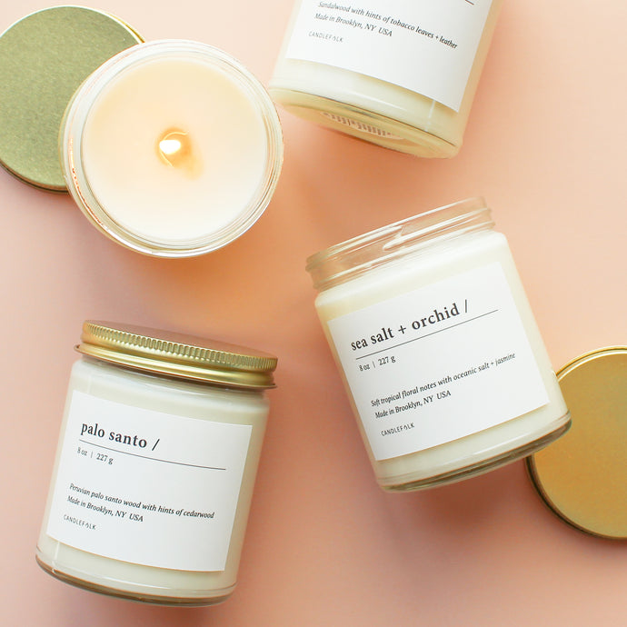 Pick Any 2 Classic Collection Candles<br>($48 Value)