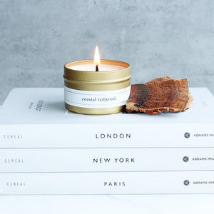 Pick Any 2 Gold Travel Candles <br>($28 Value)