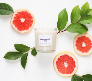 Grapefruit + Fig