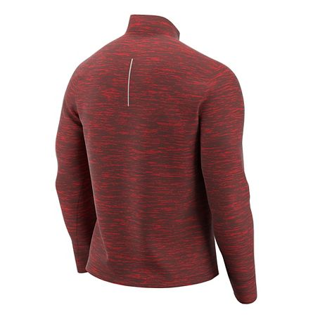 MEN'S NIKE THERMA SPHERE ELEMENT HALF ZIP 2.0