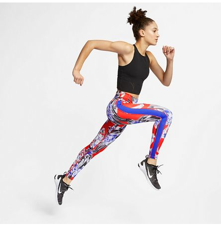 WOMEN'S NIKE ALL-IN HYPER FEMME TIGHT