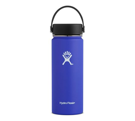 HYDRO FLASK 18 OUNCE WIDE MOUTH BOTTLE