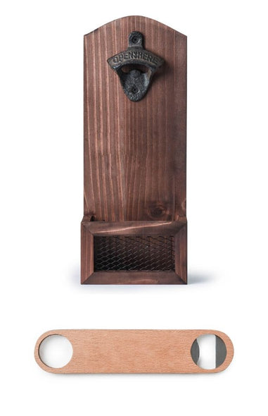 Wall Mounted Bottle Opener Pack