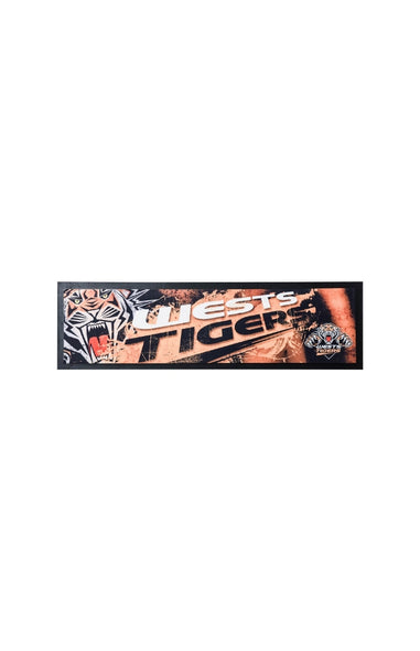 Wests Sydney Tigers Bar Runner