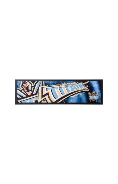 NRL Gold Coast Titans Bar Runner