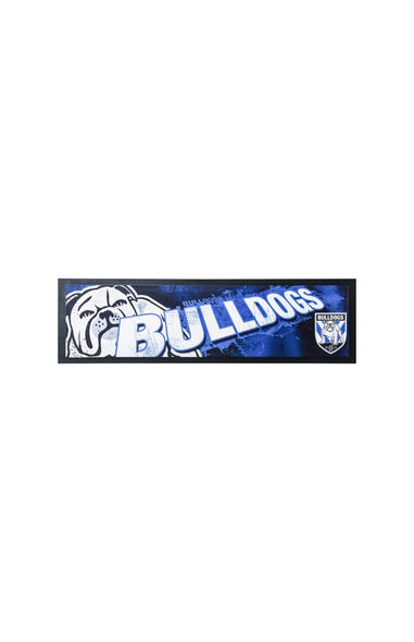 NRL Canterbury Bulldogs Bar Runner