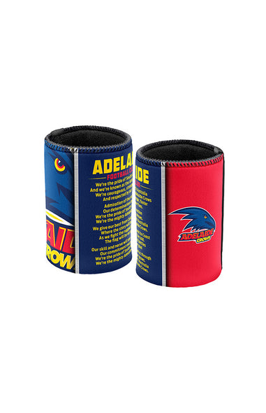 ADELAIDE CROWS STUBBY HOLDER