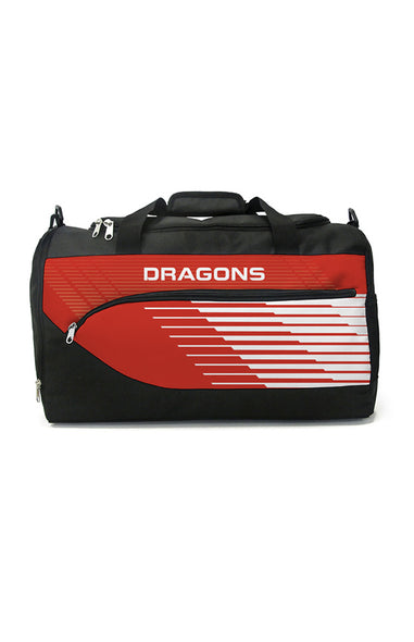 NRL Saint George Illawarra Dragons Sports Bag