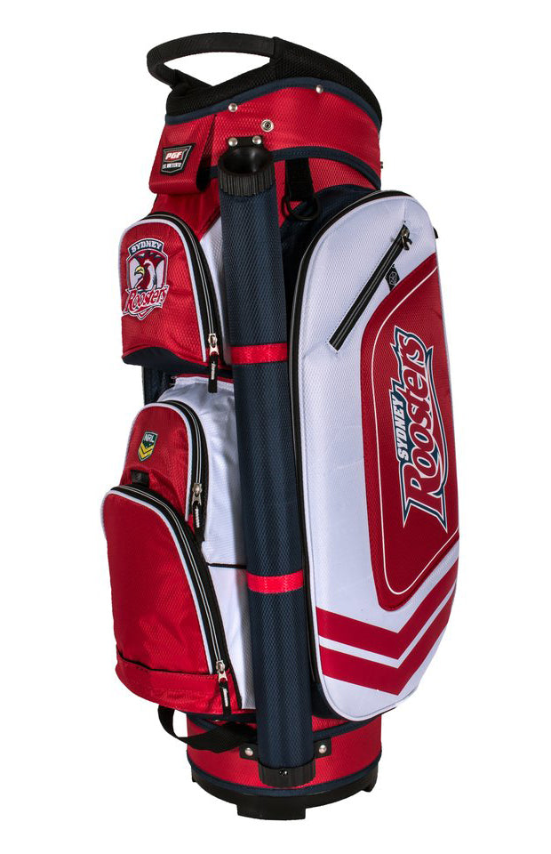 NRL SYDNEY ROOSTERS GOLF BAG