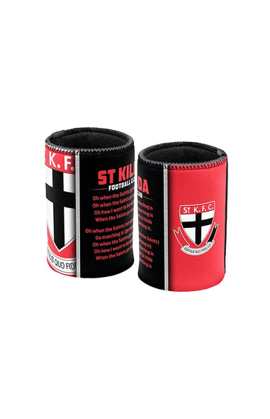 St Kilda Saints Stubby Holder