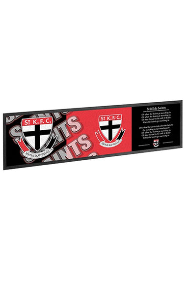 St Kilda Saints Bar Runner