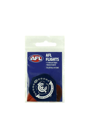 AFL CARLTON BLUES FLIGHTS