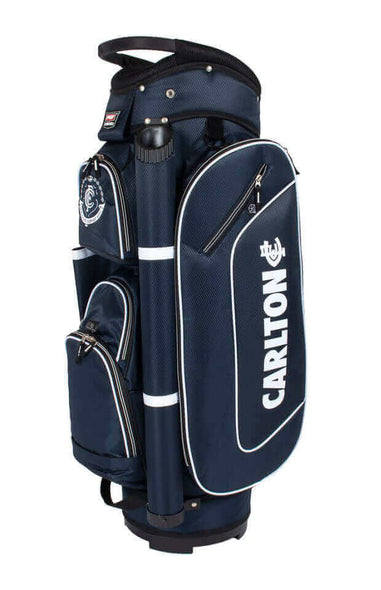 AFL CARLTON BLUES GOLF BAG