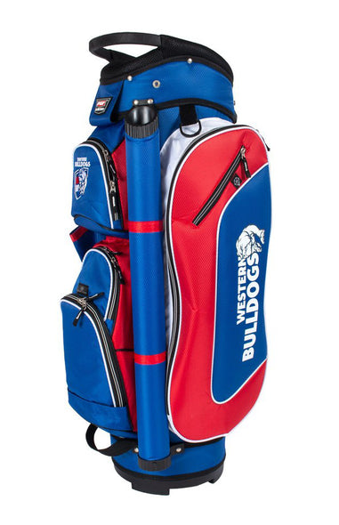 AFL WESTERN BULLDOGS GOLF BAG