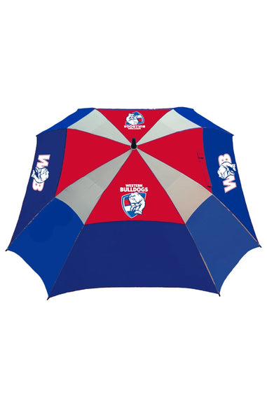 AFL WESTERN BULLDOGS UMBRELLA