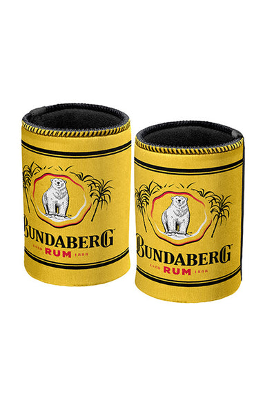 BUNDABERG RUM STUBBY HOLDER